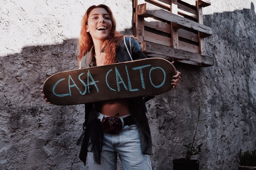 CASA CALTO : ATLAS ADVENTURES