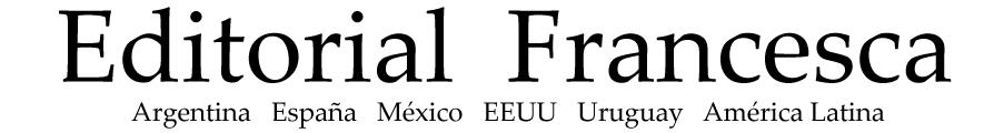 Editorial Francesca